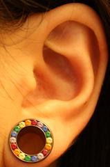 ear stretching